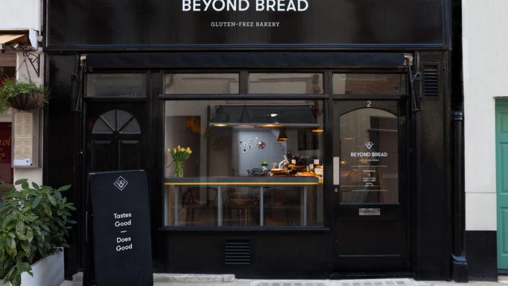 Londra senza glutine: Beyond Bread