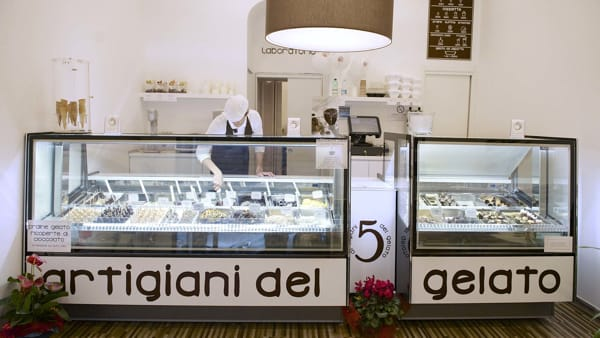 gelateria-cinque - gluten free travel and living