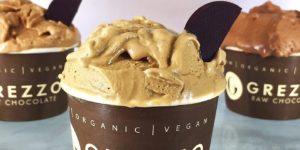 Grezzo Raw Chocolate presenta il gelato crudo!