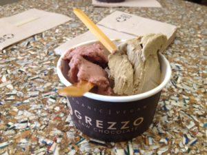 Grezzo Gelato crudo -Gluten Free Travel and Living