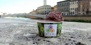 Senza glutine a Pisa: Gelateria De' Coltelli