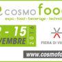 CosmoFood 2016: la fiera dell'enogastronomia a Vicenza