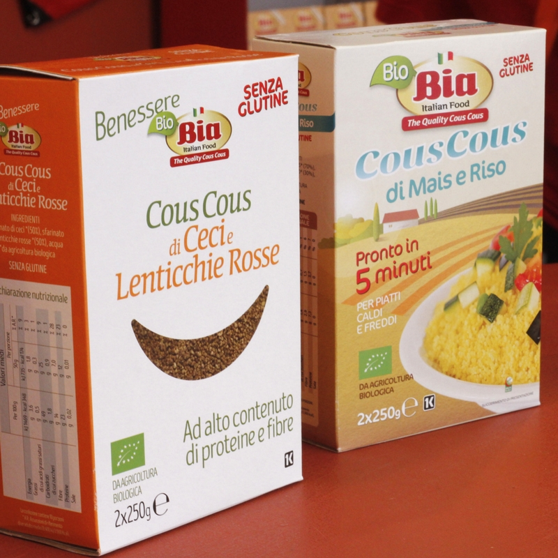 cous cous senza glutine Bia - Gluten Free Travel and Living