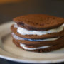 Pancakes vegan al cacao – senza glutine e senza lattosio