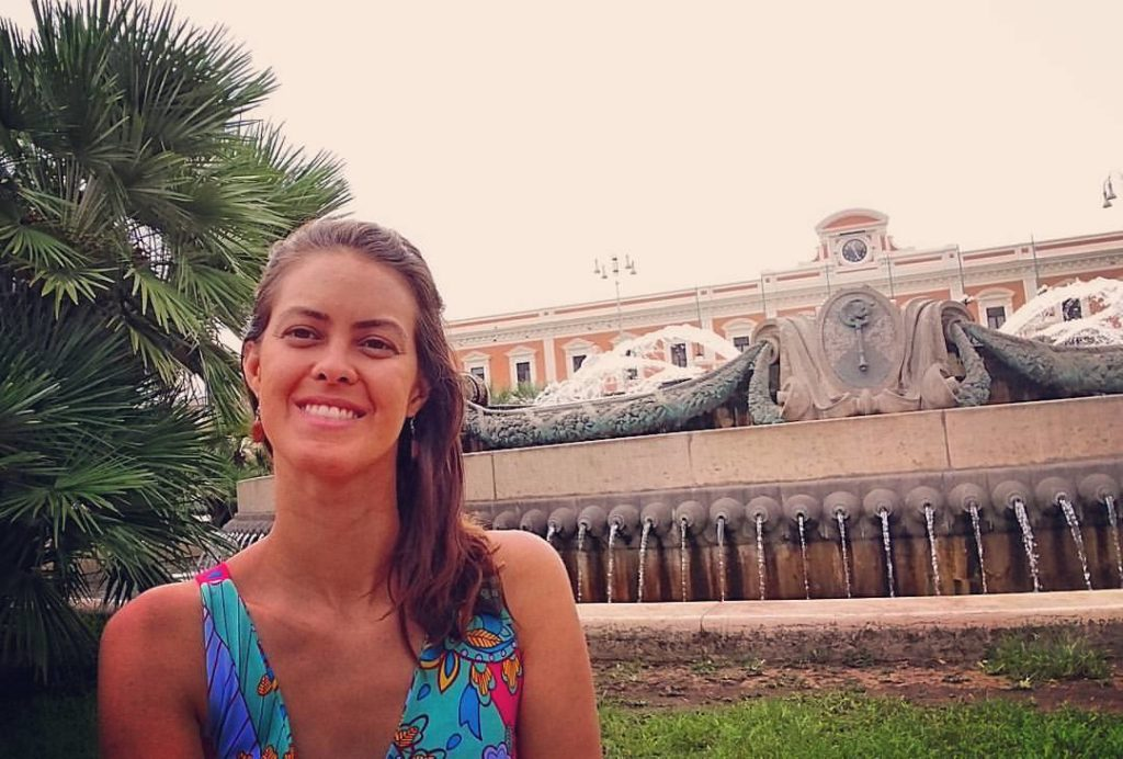 Marilia e Gluten Free Summer - Gluten Free Travel and Living