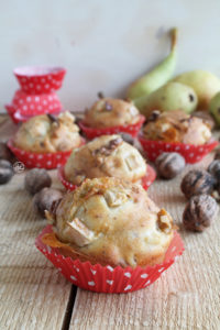 muffins pere e gorgonzola - Gluten Free Travel and Living