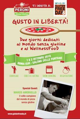Gluten Free Days Peroni -
