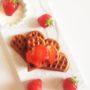 Waffel dolce senza glutine