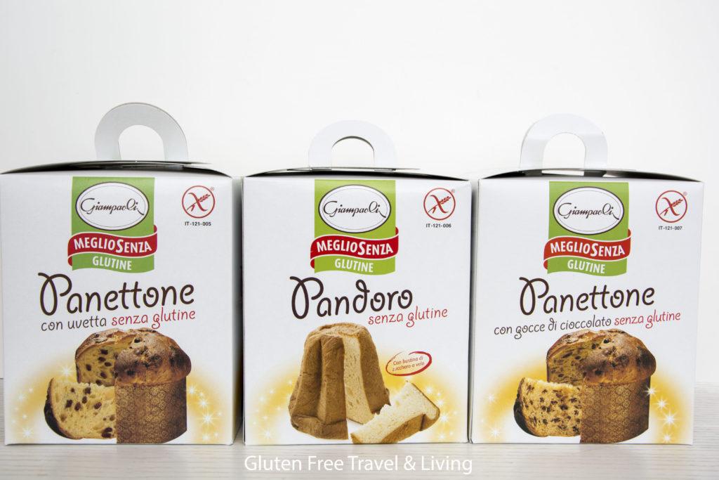 Giampaoli, MeglioSenza glutine