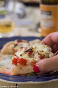 Pizza con sorgo - Gluten Free Travel and Living