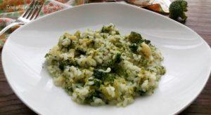 Risotto con broccoletti - Gluten Free Travel and Living
