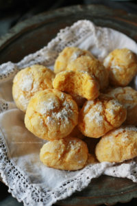 biscotti soffici alle carote - Gluten Free travel and Living