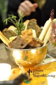 Ristorante Quinoa - cestino dl pane