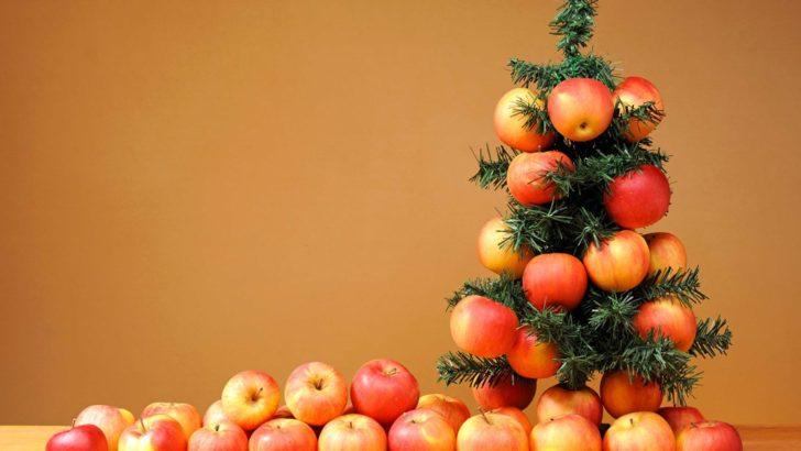 5 idee natalizie con le mele per il GFCalendar