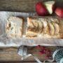 Plumcake alle mele e riso, Vegan e Gluten free
