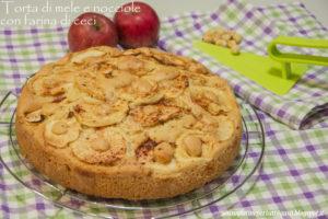 Torta di mele e nocciole con farina di ceci - Gluten Free Travel and Living