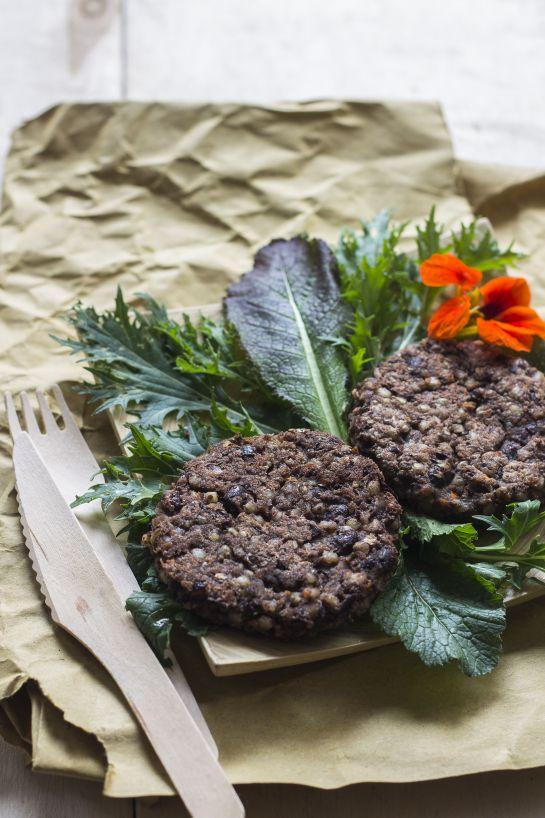 Hamburger 100% veg - Gluten Free Travel and Living