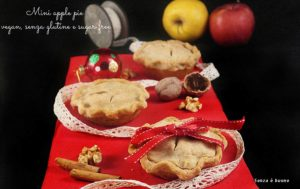 mini apple pie vegan - Gluten Free Travel and Living