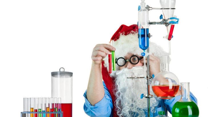 Scienza e Auguri di Buone Feste