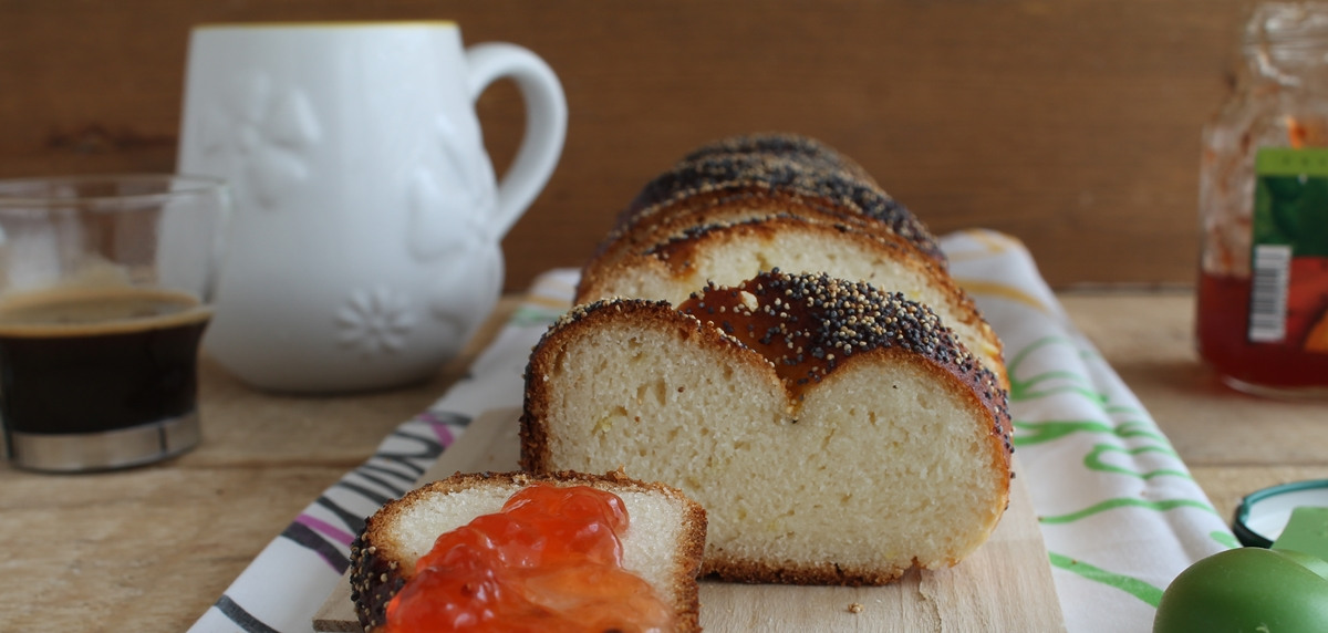 Treccia di brioche senza glutine - Gluten Free Travel and Living