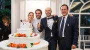 Matrimonio senza glutine con Marco Scaglione