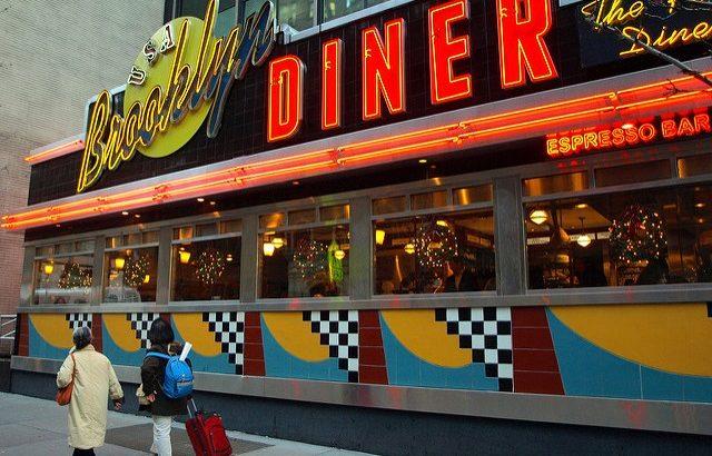 Brooklyn Diner; New York senza glutine