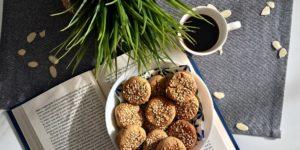 Biscotti al miele e mandorle
