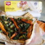 Torta salata di Millefoglie Schär con verdure di stagione grigliate
