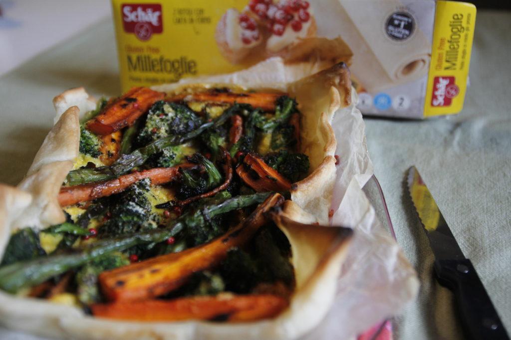 pasta sfoglia millefoglie Schar - Gluten Free Travel and Living