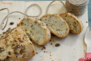 Pane felicia senza glutine - Gluten Free Travel and Living
