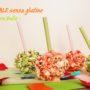 CARNEVALE senza glutine – Pop Corn Balls