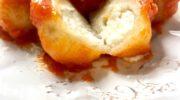 Gnocchi ripieni di Parmigiano Fondente