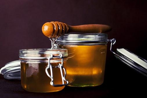 Il miele nell'alimentazione per bambini