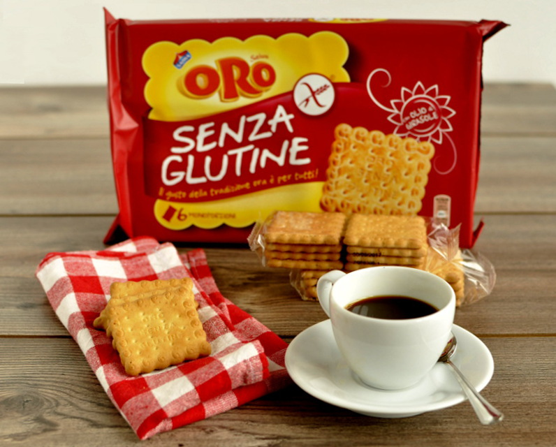 ORO Saiwa senza glutine - Gluten Free Travel and Living