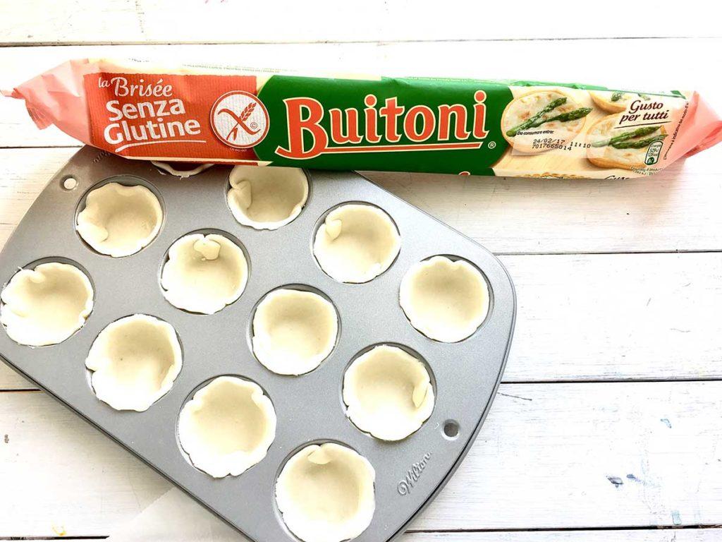 Pasta Brisée Buitoni - Gluten Free Travel and Living