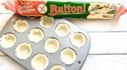 Pasta Brisée Buitoni senza glutine e senza lattosio
