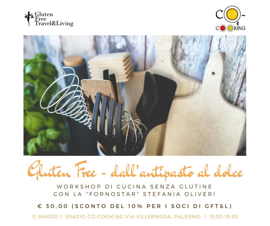 Corso senza glutine Gluten Free Travel & Living