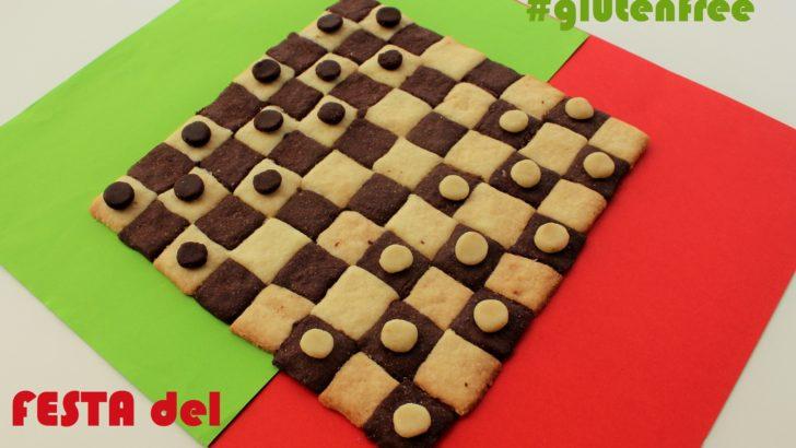 Festa del Papà: gioco della Dama gluten free