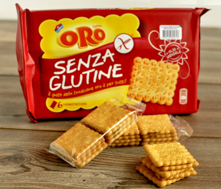 ORO Saiwa senza glutine , Gluten Free Travel and Living