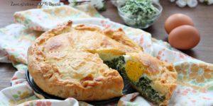 Torta Pasqualina senza glutine