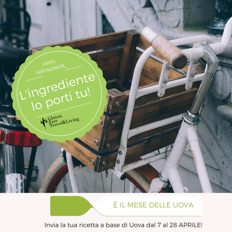 L'ingrediente lo porto io! Gluten Free Travel & Living