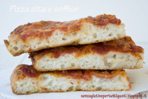 Pizza alta e soffice senza glutine - Gluten Free Travel and Living