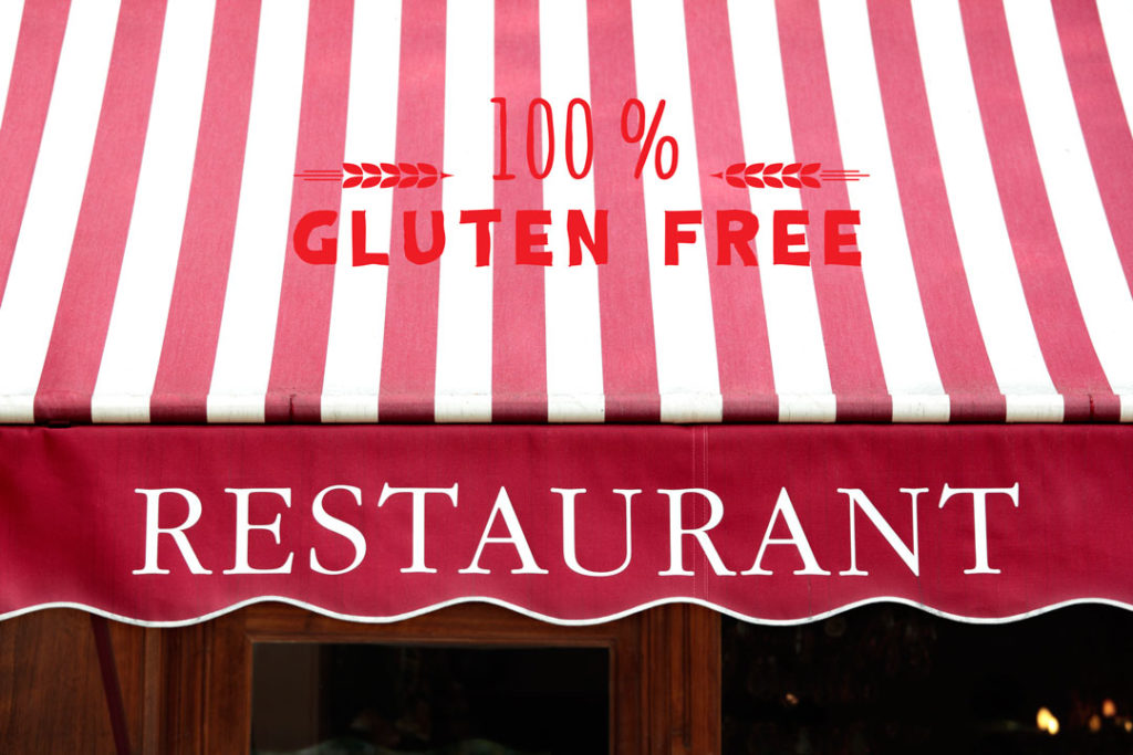 Alimentazione senza glutine- Gluten Free Travel and Living