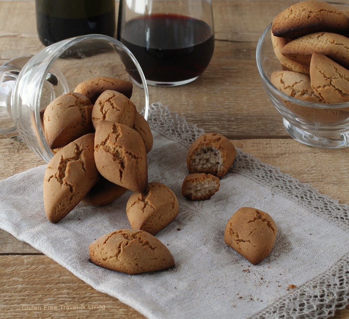 """Mustazzoli senza glutine per """"Le ricette del cuore"""" - Gluten Free Travel and Living"""