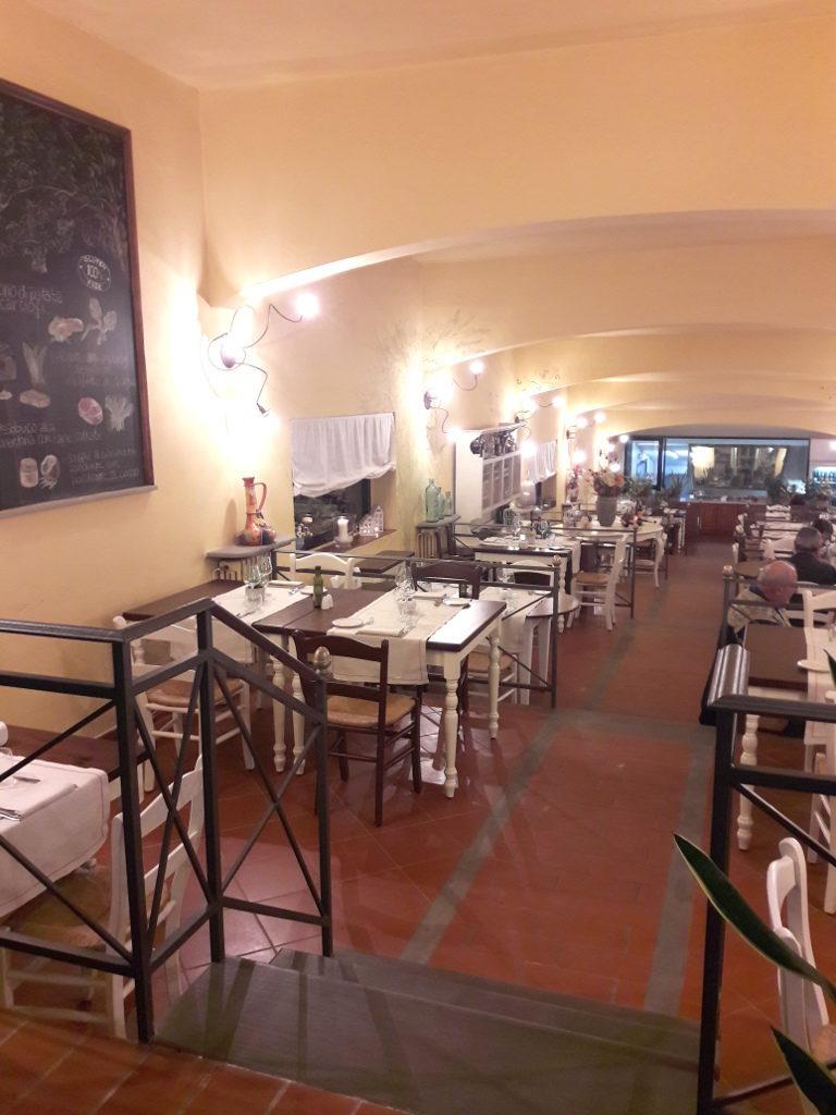 Interno de La Quercia di Castelletti - Gluten FreeTravel & Living