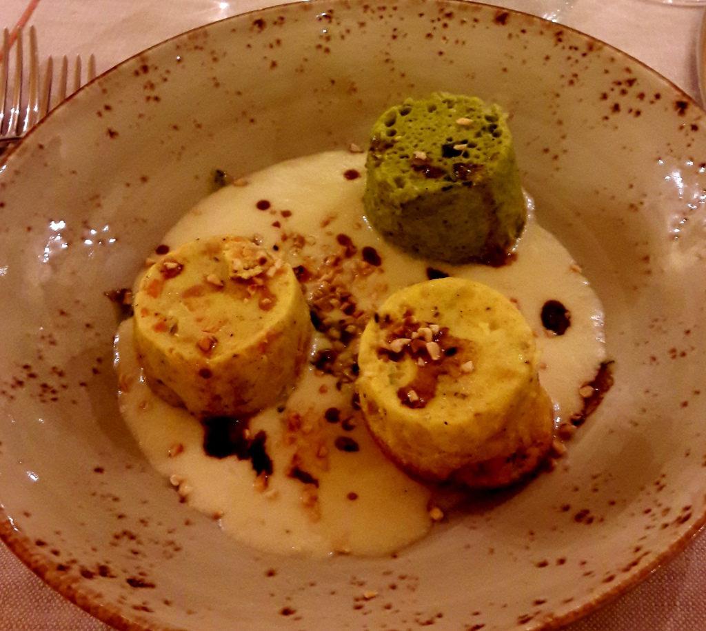 Fantasia di sformatini de La Quercia di Castelletti - Gluten FreeTravel & Living