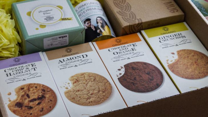Against the grain, cookies senza glutine