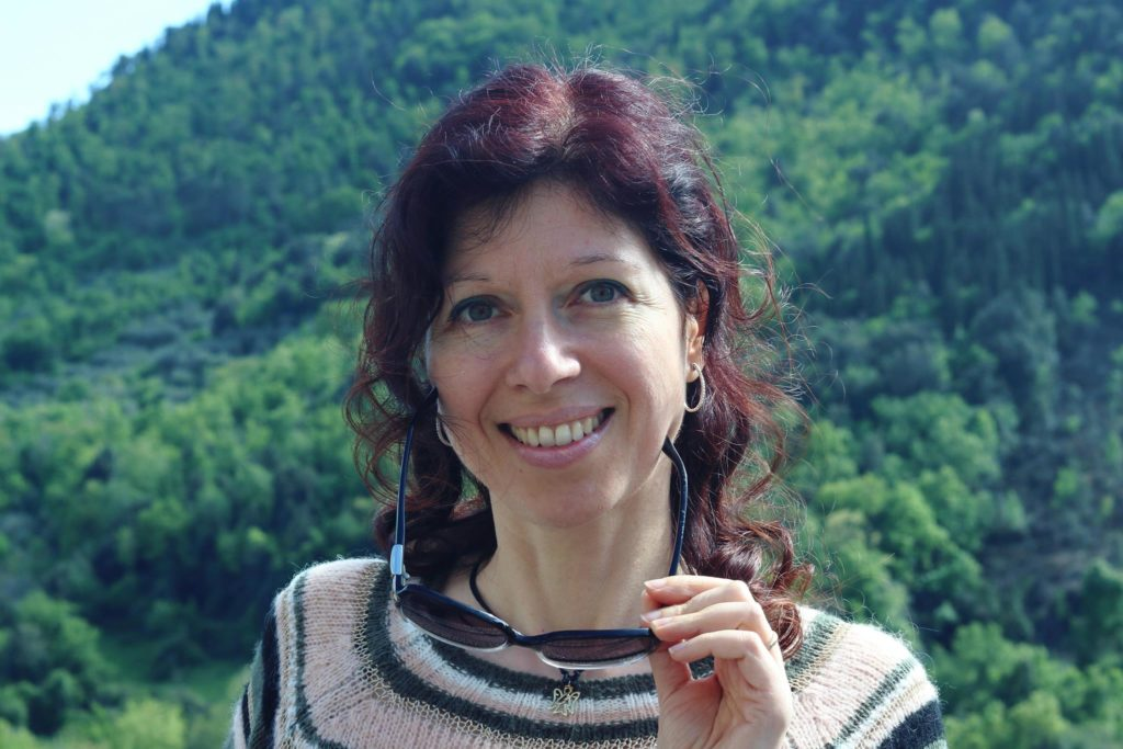 Francesca Maroncelli Gluten Free travel & Living