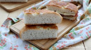 focaccia soffice senza glutine - Gluten Free Travel and Living