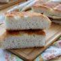 Focaccia soffice senza glutine